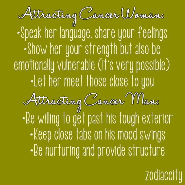 Astrology cancer hookup cancer astrology personality profile