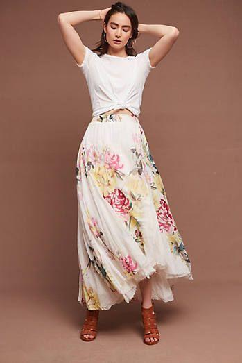 Chantilly Maxi Skirt