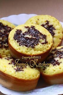 Irene's Kitchen: KUE CUBIT