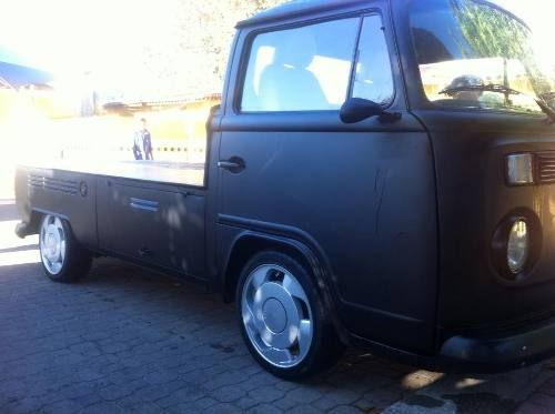 pick-up kombi