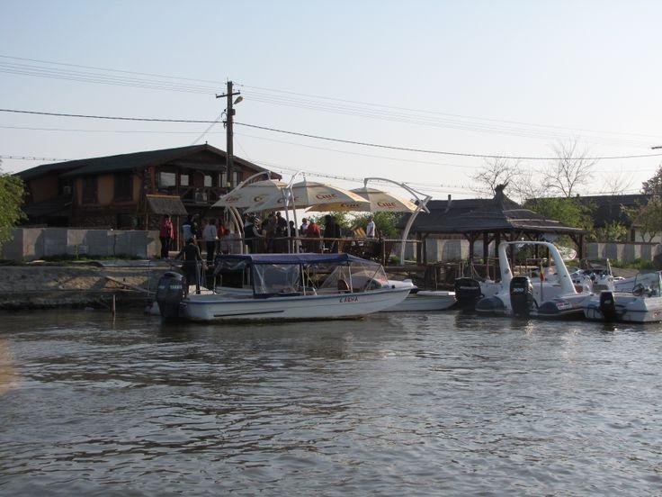 Pensiunea Karma from Crisan Village, Danube Delta, Romania