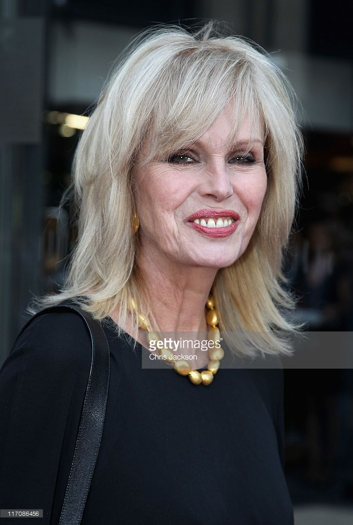 Joanna Lumley attends the McLaren London showroom opening at One Hyde Park on June 21, 2011 in London, England.
