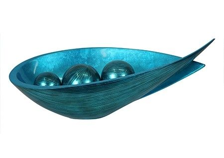 LP736 Blue Bowl by Miss GVL