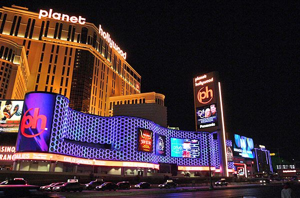 Planet Hollywood Resort and Casino  Fun in Las Vegas  Pinterest  Planet hollywood las vegas