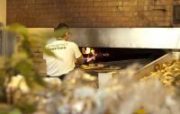 Le maître cuiseur au travail