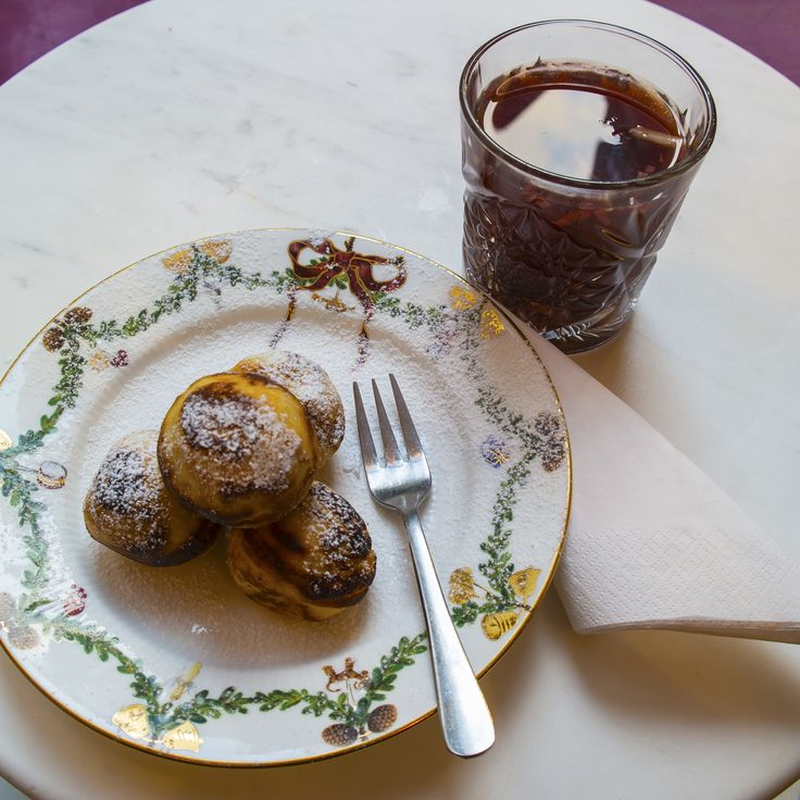 Æbleskiver and glögg - Christmas menu 2015