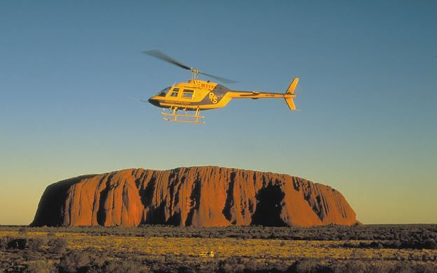 helicopter rides over uluru - Google Search