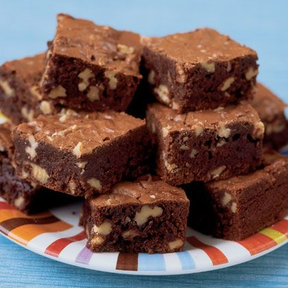 Brownies and Bars    http://familyfun.go.com/recipes/brownies-bars-photo-gallery-851897/#Best Fudge Brownies;1