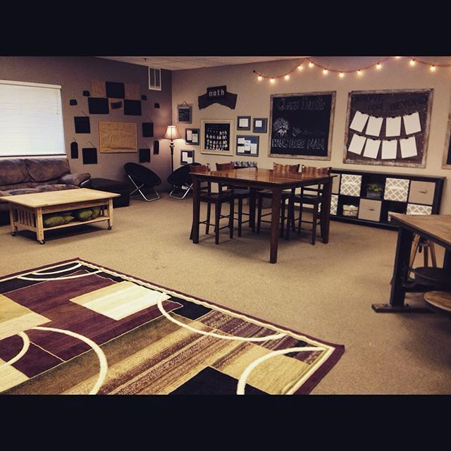 Best 70 classroom seating tables and desks images on for Tables and desks in the classroom