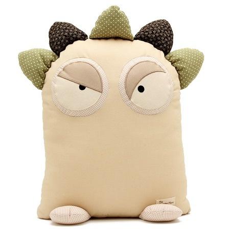 Potto Handmade Monster Cushion