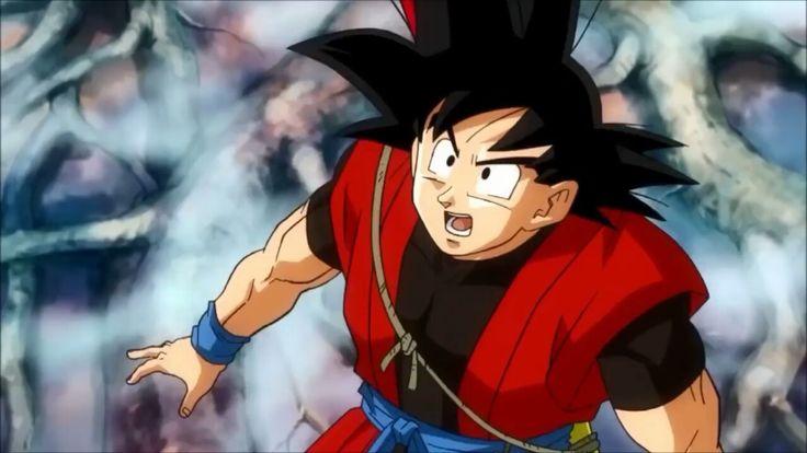 Xeno Goku!♡>//w//<