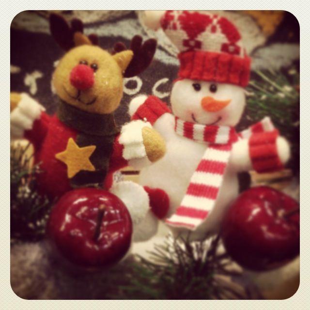Natale tra fiori, famiglia e cartoni animati