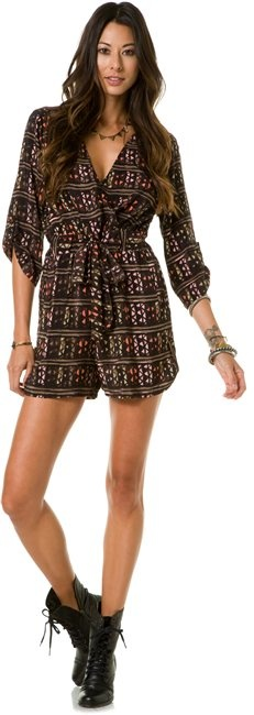 CHARLIE JADE AMY ROMPER > Womens > Clothing > Shorts & Rompers | Swell.com