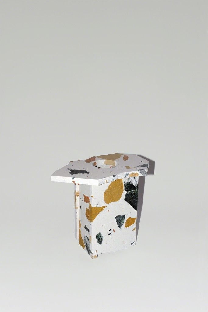 Marmoreal Scrap Scrap Vase No. 7