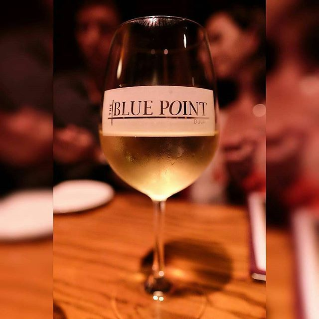 Amazing evening with #OBXNOW friends and colleagues at The Blue Point in Duck, NC.  #OBX #visitnc #northcarolina #duckNC #NC #restaurant #outerbanks #tourism #travel #wine #foodie #nomnom #setourism @fujifilmx_us #xt1 #16mm #ncfalloffame @outerbanksthisweek  by @tammyleebradley #wineporn