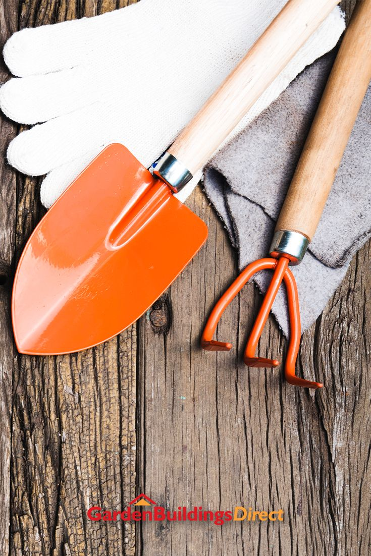 Most Common Gardening Tools And Their Uses Garden Tools Garden Garden Tool Storage