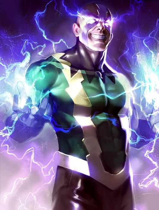 ultimate electro marvel - photo #33