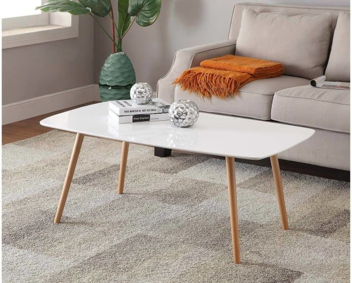 """Get it from Target for $74.99 (on sale from $99.99).Promising review: """"Love this table. Perfect size and modern look for my client's house. Can't beat the price point either."""" —Lisa"""