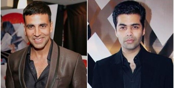 Akshay Kumar teams up with Karan Johar for Brothers