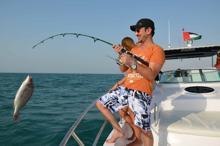 The Rose Beach offers the best services of deep sea fishing in Dubai Marina. We are famous for our luxurious Deep Sea Fishing Trips in UAE. You can plan your customized Deep Sea Fishing Trips in Dubai with us.