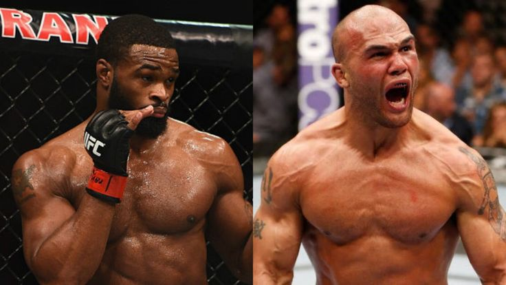 Tyron Woodley: I'll Knock Out Robbie Lawler In 'Bigger Balls' Contest - http://www.lowkickmma.com/UFC/tyron-woodley-ill-knock-out-robbie-lawler-in-bigger-balls-contest/
