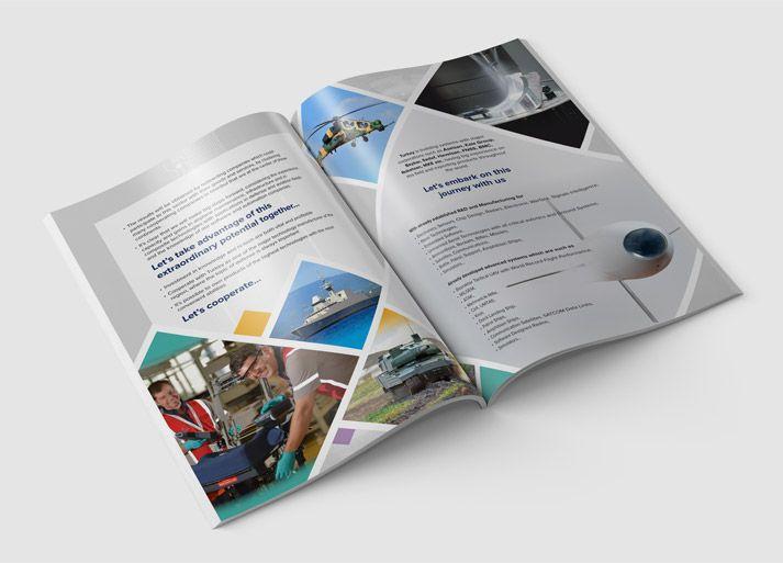 Katalog Tasarımı - SAHA İstanbul
