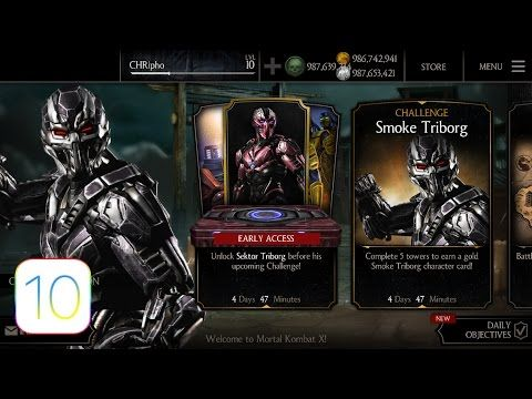 How To Hack Mortal Kombat X iOS 10.0.2 Unlimited Coin, Soul & Silver NO JB