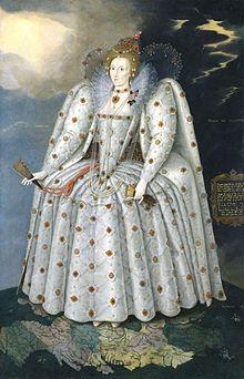 Isabel I de Inglaterra – Wikipédia, a enciclopédia livre
