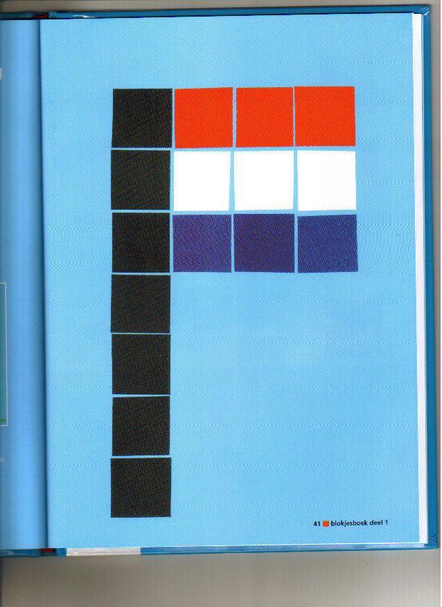 Vlag van vierkantjes