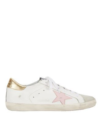 d28b747cf47d Superstar Pink Star Low-Top Sneakers