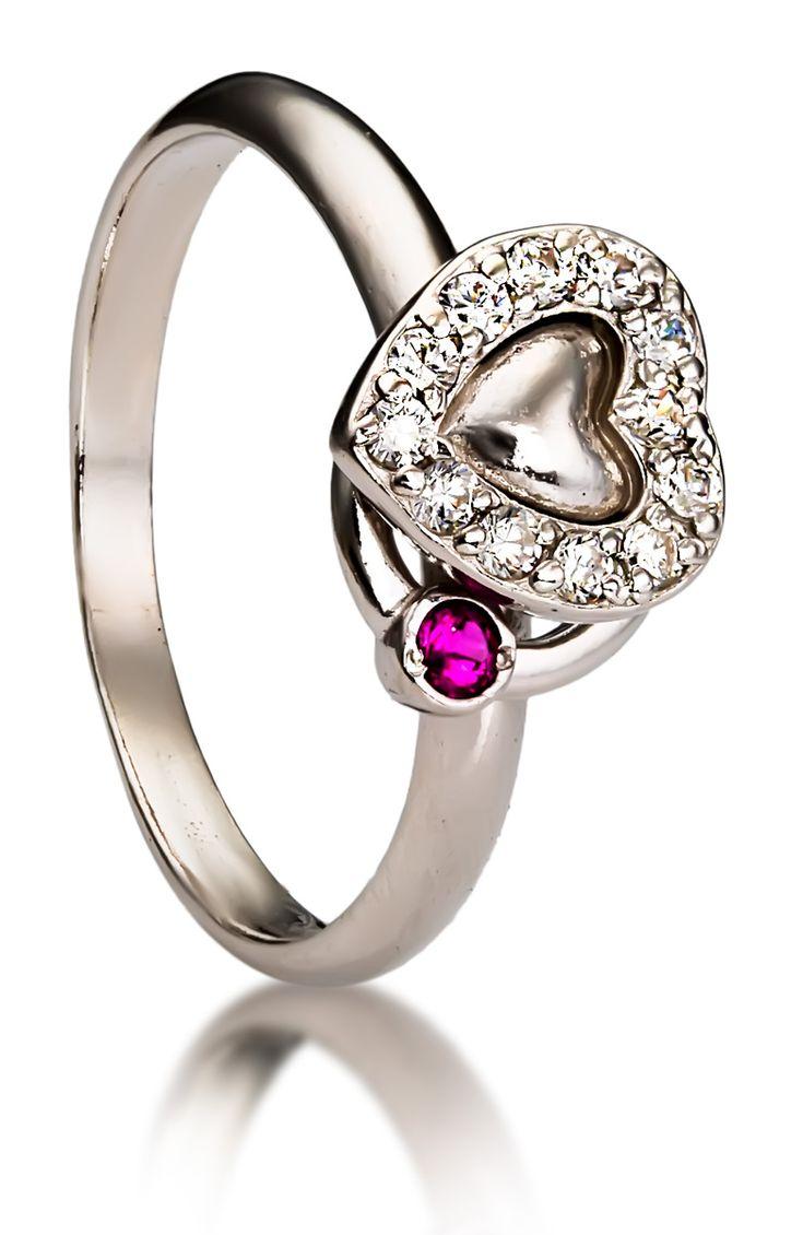 Серебряные украшения :: Серебряные кольца :: Женские серебряные кольца :: Кольцо |3112453433б|