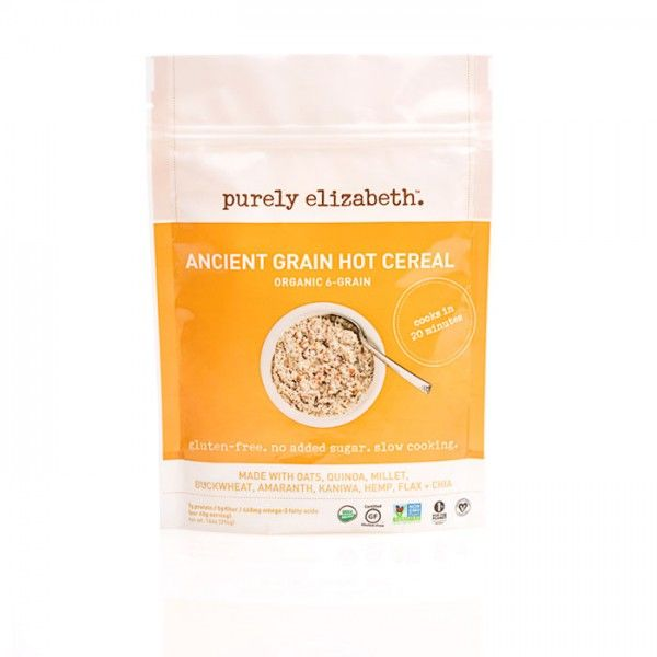 What We're Loving This Month: Purely Elizabeth Ancient Grain Hot Cereal