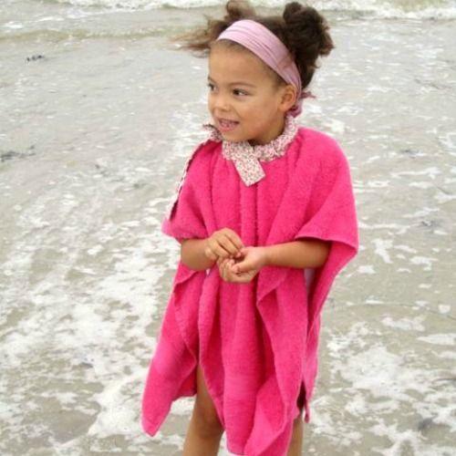 DaWanda Nähanleitung: Bade-Poncho für Kinder - DaWanda Blog