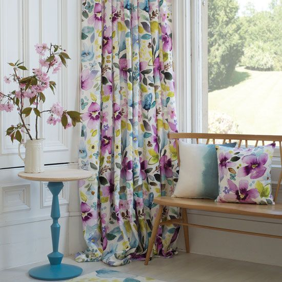 Bluebellgray's summer fabrics offer a heavenly display of colour