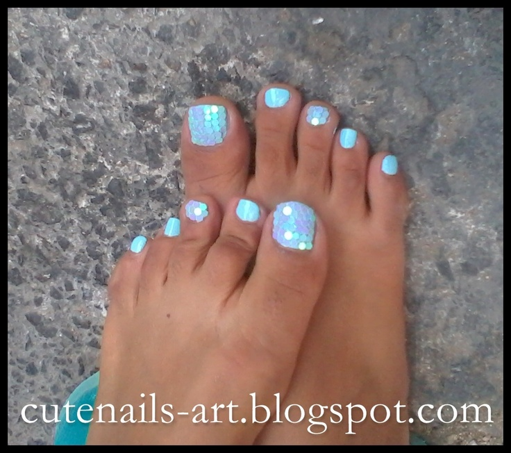 Toe Nail Salon Game For Fashion Girls Foot Nail Makeover: 1000+ Ideas About Summer Pedicures On Pinterest
