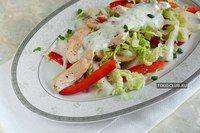 5 салатов диетических