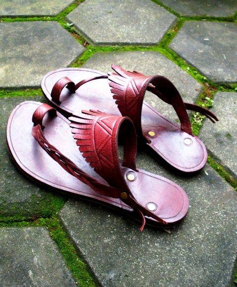 Leather handmade shooes - 2 days Kaula workshop