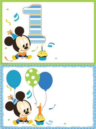 11 best ideas para cumple images on pinterest 12 month photos get blank mickey mouse baby shower invitations pronofoot35fo Choice Image