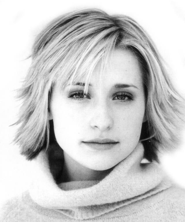 Chloe from Smallville - I have always loved her hair! :)