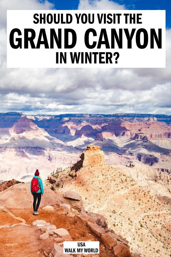 Want To Know What It S Like To Visit The Grand Canyon In