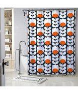 New Orla Kiely Pattern Custom Print On Polyeste... - $35.00 - $41.00