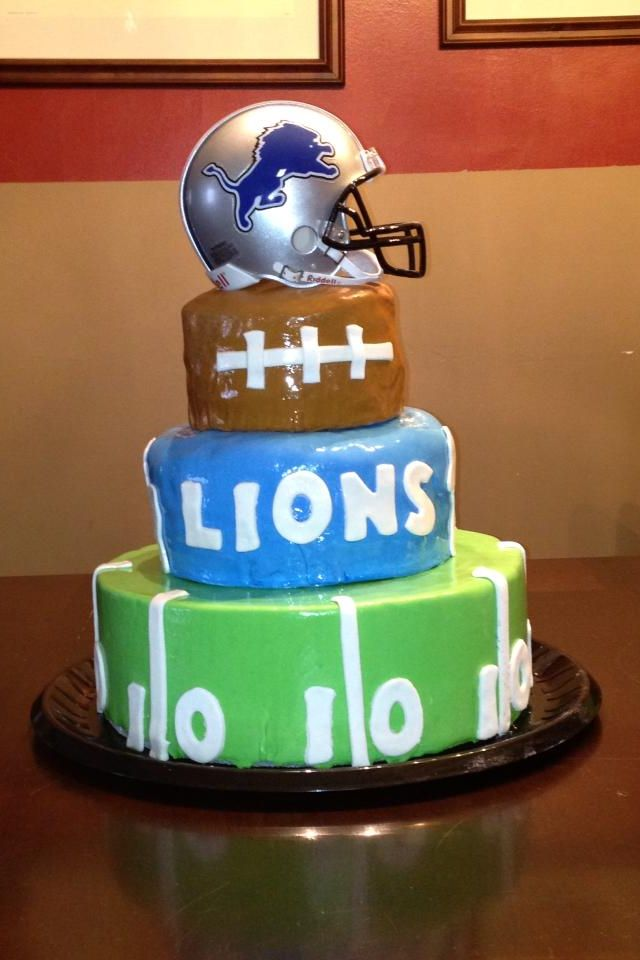 best wedding cakes in detroit michigan 17 best images about lions birthday on custom 11572