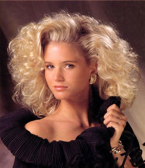 Incredible 1000 Ideas About 80S Hairstyles On Pinterest 80S Hair 80S Hairstyle Inspiration Daily Dogsangcom