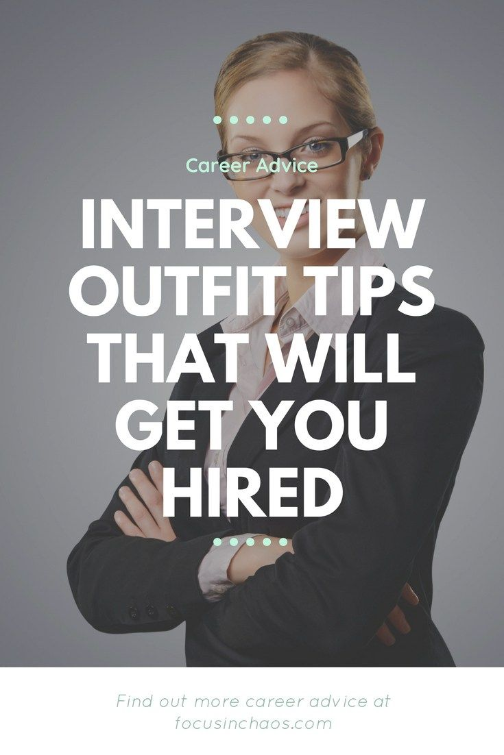 How To Dress For An Interview: Formal Interview Attire For Women ...