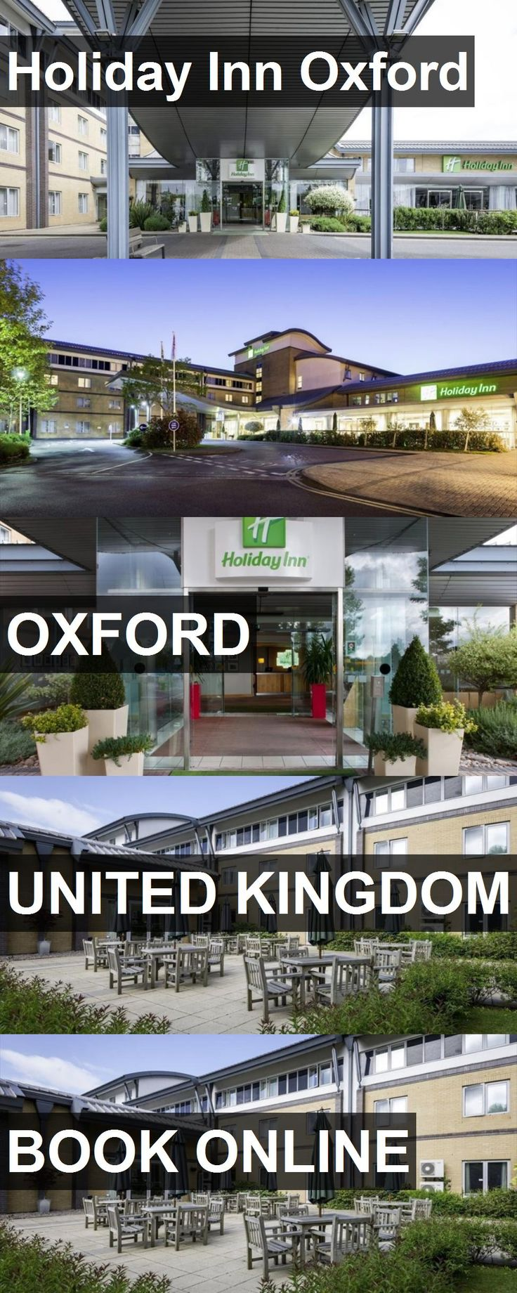 Hotel Holiday Inn Oxford in Oxford, United Kingdom. For more information, photos, reviews and best prices please follow the link. #UnitedKingdom #Oxford #travel #vacation #hotel