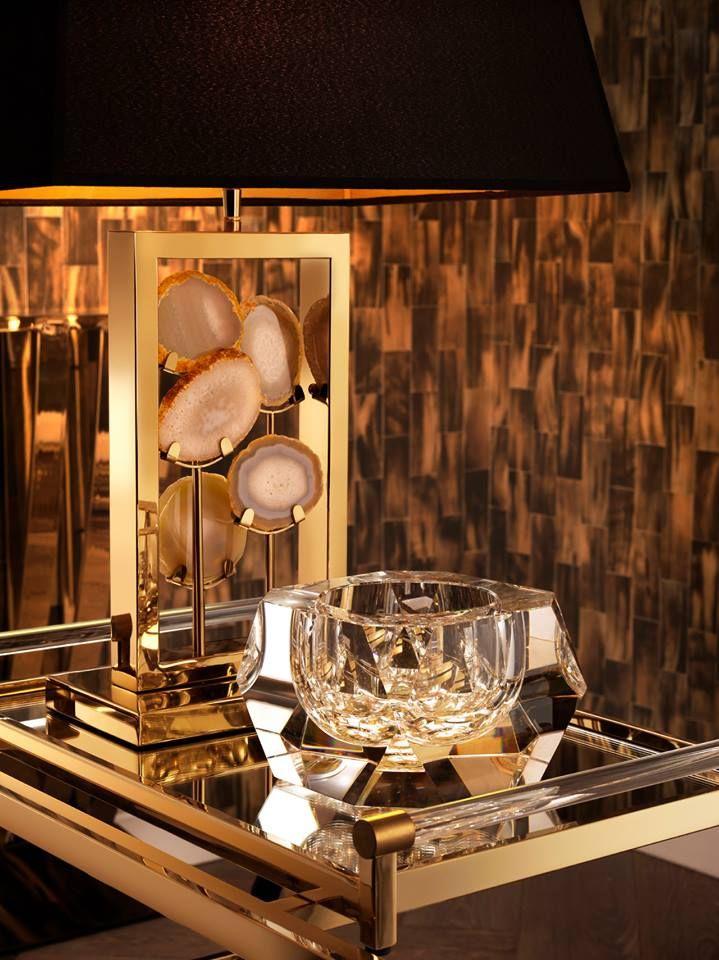 EICHHOLTZ Schale Tampa Kristallglas Bei Villatmo.de. | VILLATMO   Designer  Möbel, Lampen