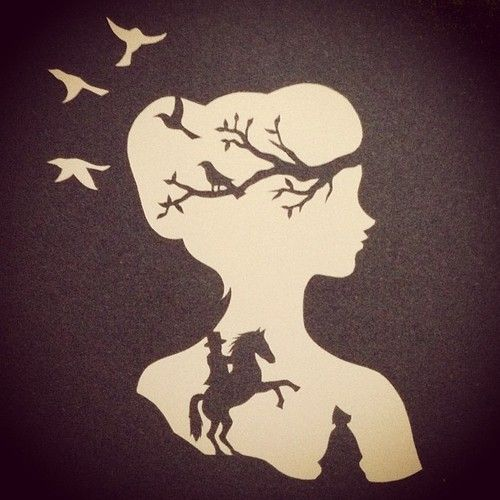 jane eyre silhouette                                                       …