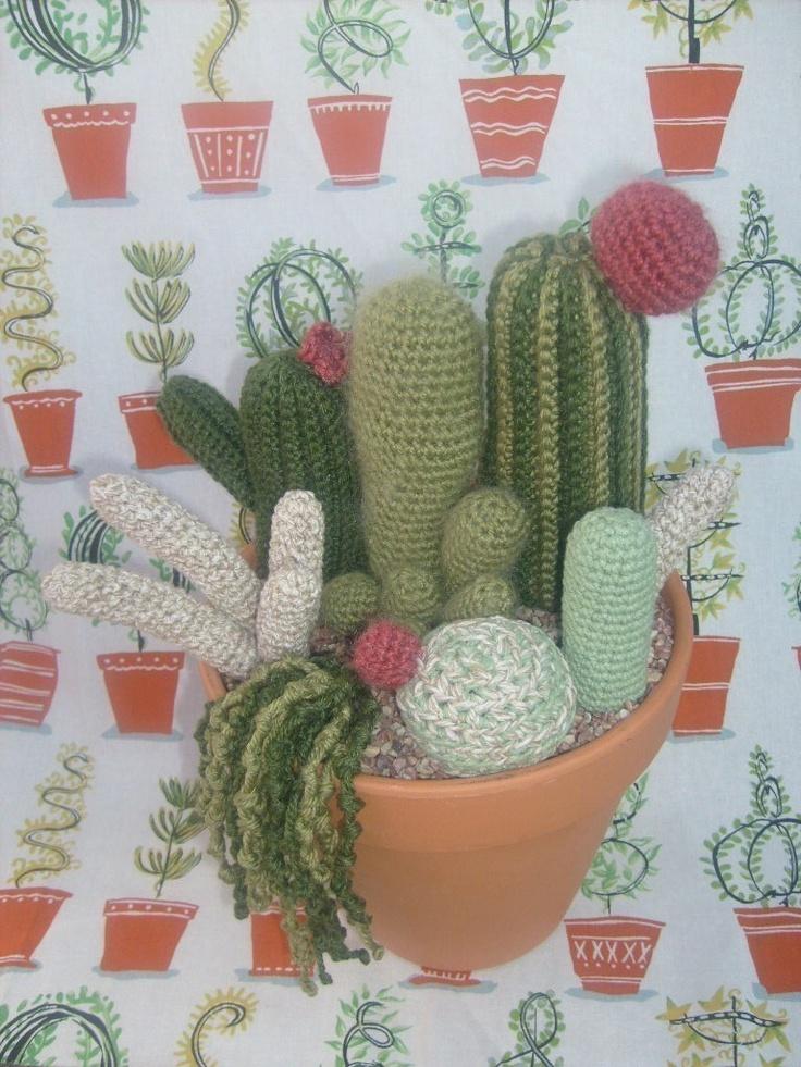 Large Cactus Garden - $6.50