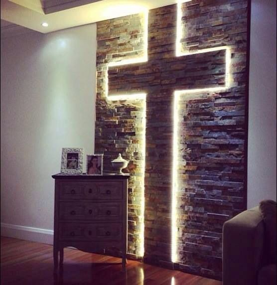 25 best ideas about prayer wall on pinterest prayer for Cross decorations for home