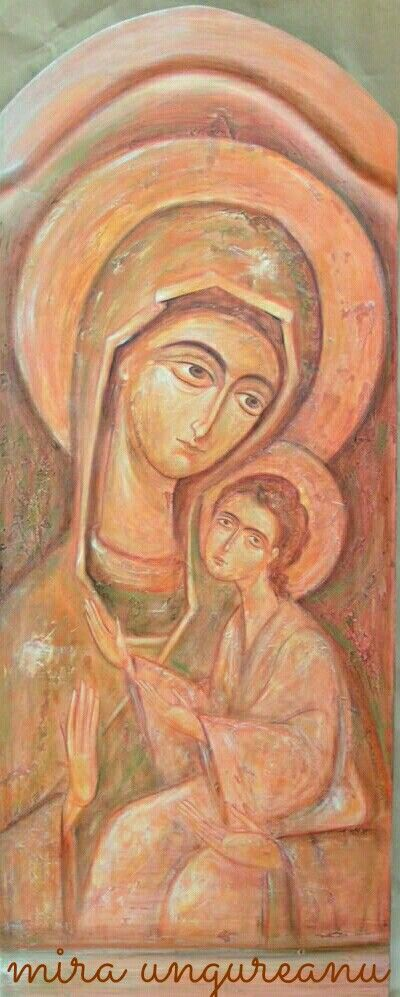 Mother and Child_by mira ungureanu